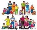Family Preschool Theme