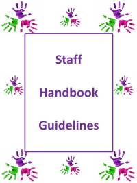 Develop your own Preschool Staff Handbook!
