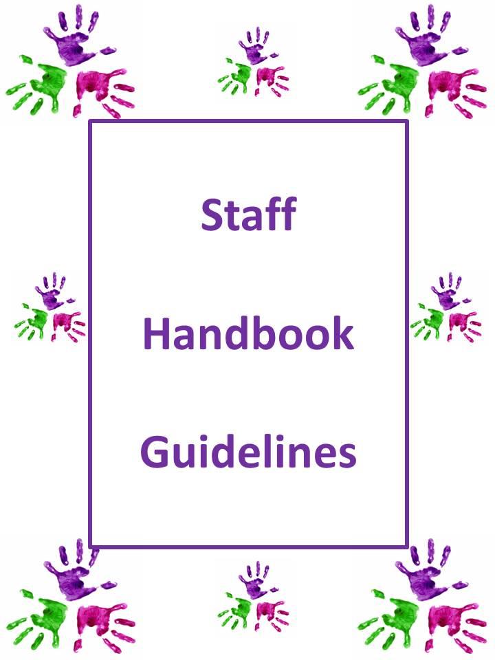 Develop your own Preschool Staff Handbook!