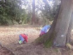 Preschool Outdoor Activities: Children just need imagination and creativity!