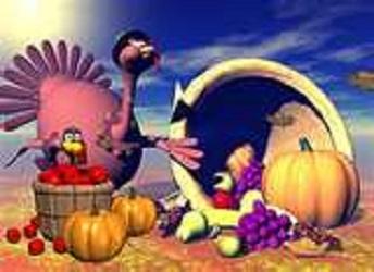 Thanksgiving Preschool Theme