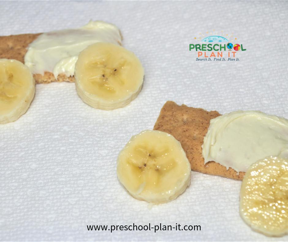 Community Helper Ambulance Preschool Theme Snack Idea