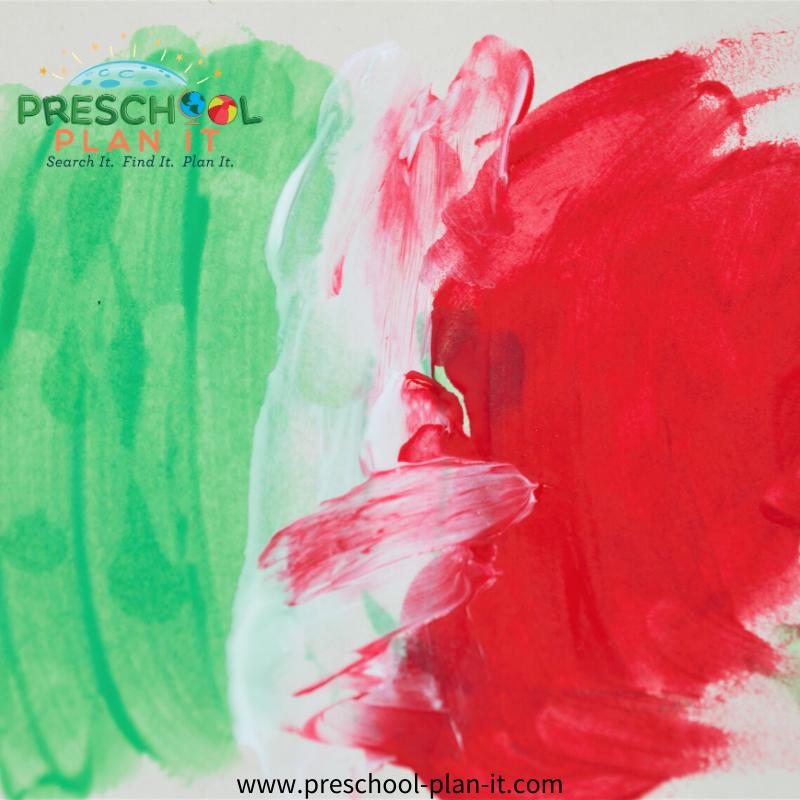 Cinco De Mayo Preschool Theme Art Activity
