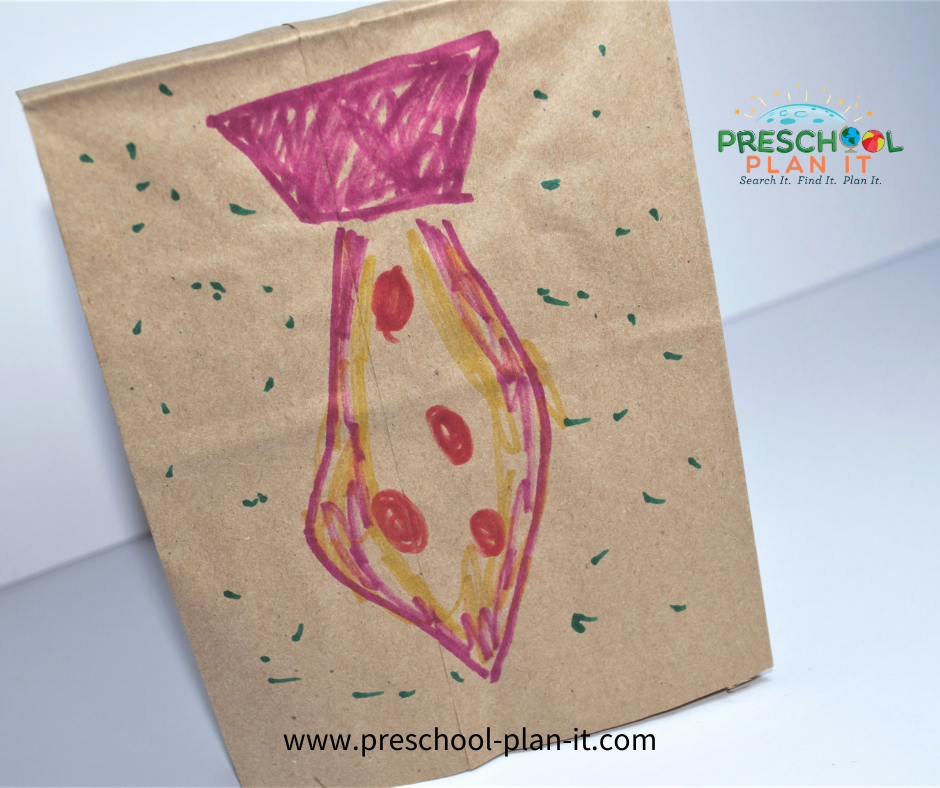 Clothes Preschool Theme Art Activity