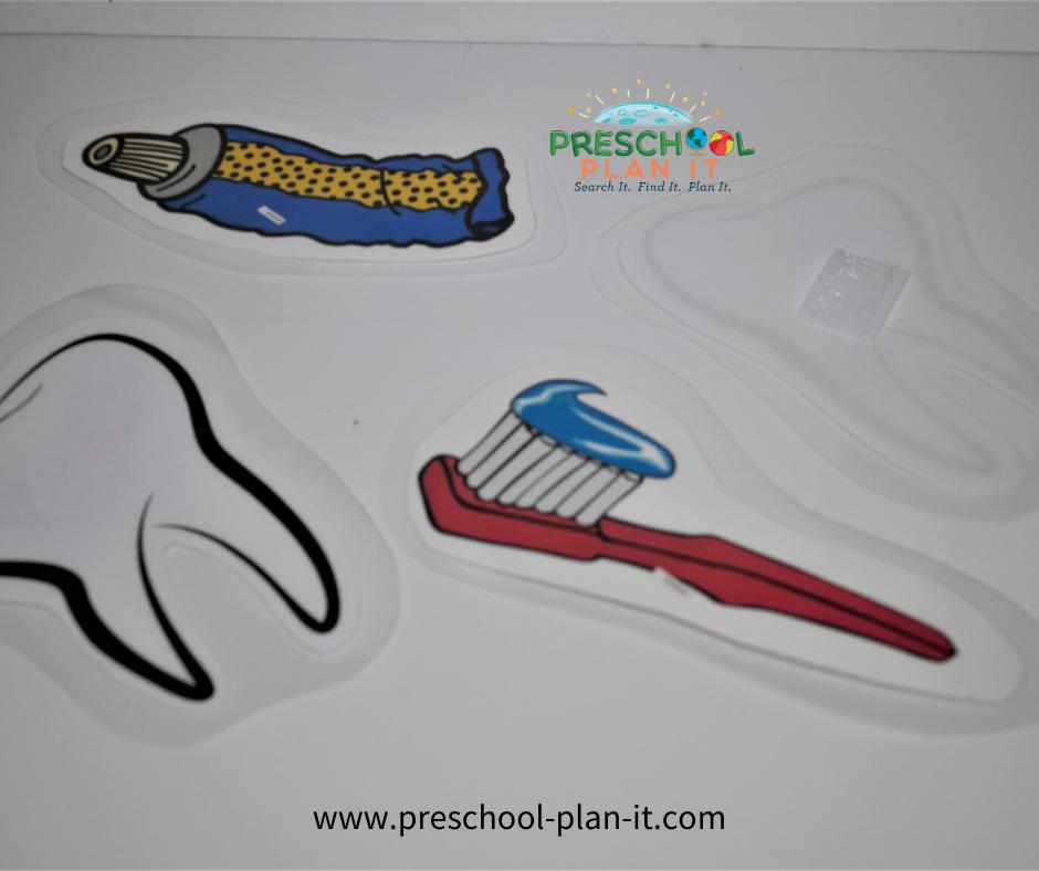 Dental Health Preschool Theme Story Time