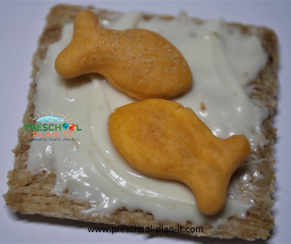 Jesus Feeds 5000 Preschool Bible Theme Snack Idea