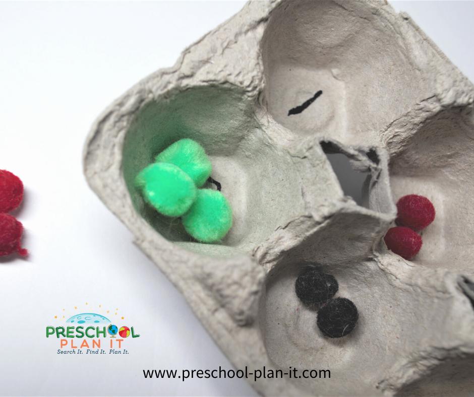 Kwanzaa Preschool Theme Color Matching