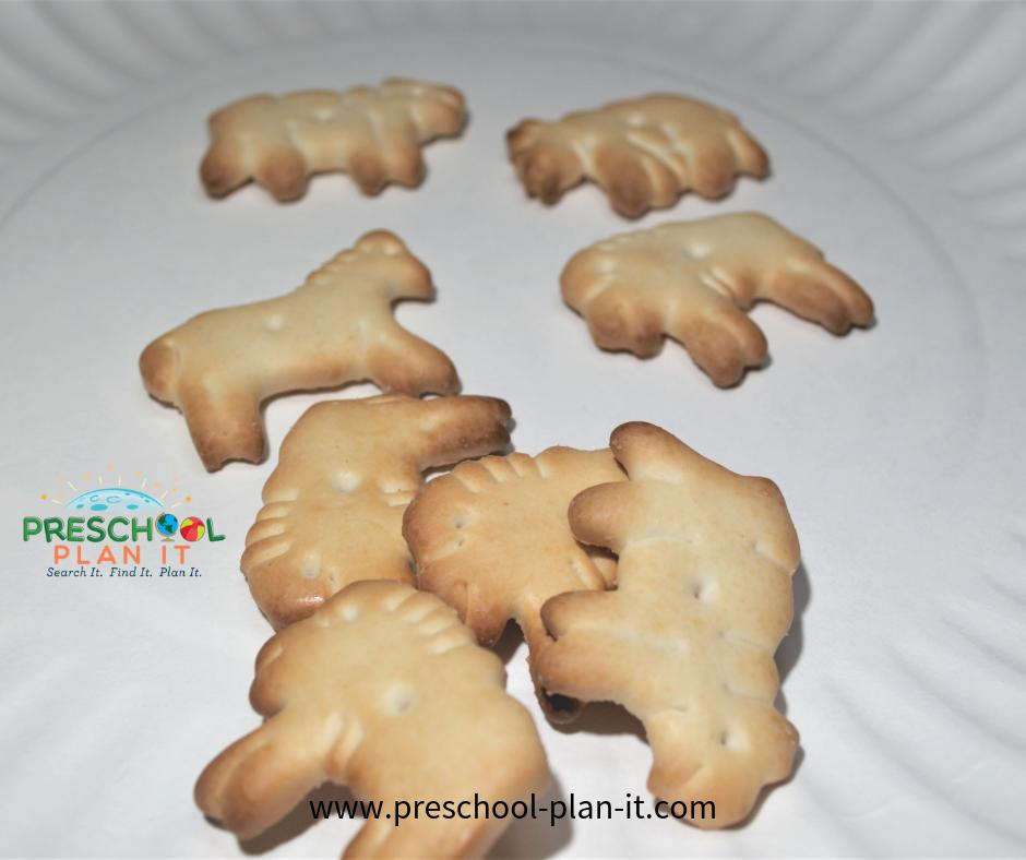 Pets Theme for Preschool Snack Idea
