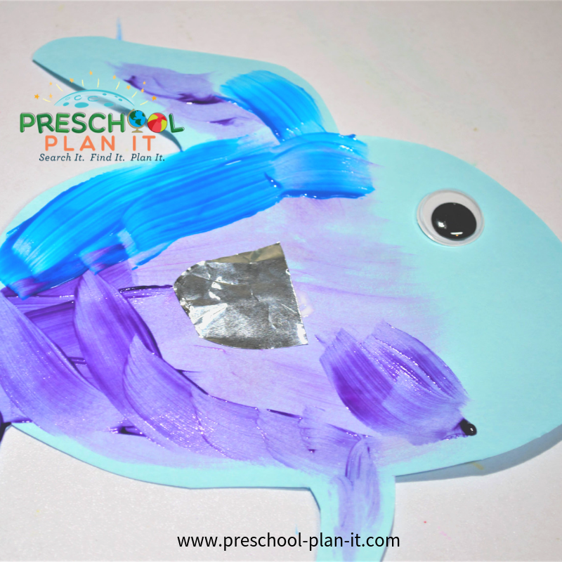 Pets Theme for Preschool Art Activity