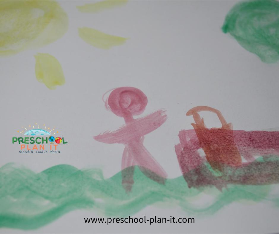 Prodigal Son Preschool Theme Art Activity