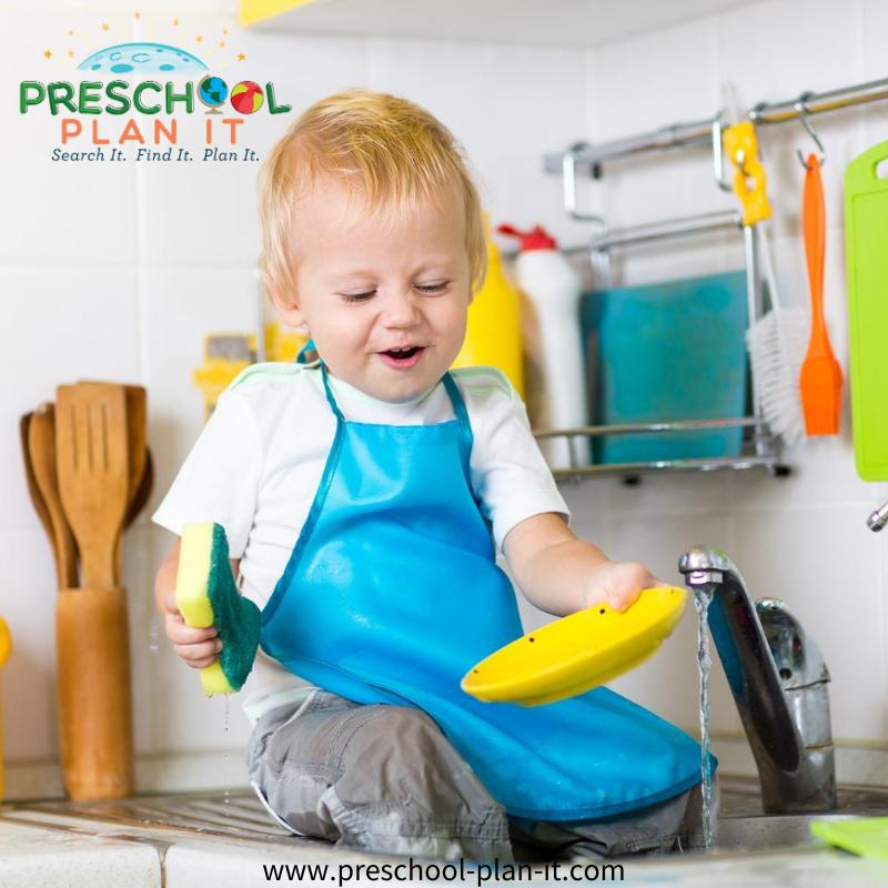 Prodigal Son Preschool Theme Water Table Fun