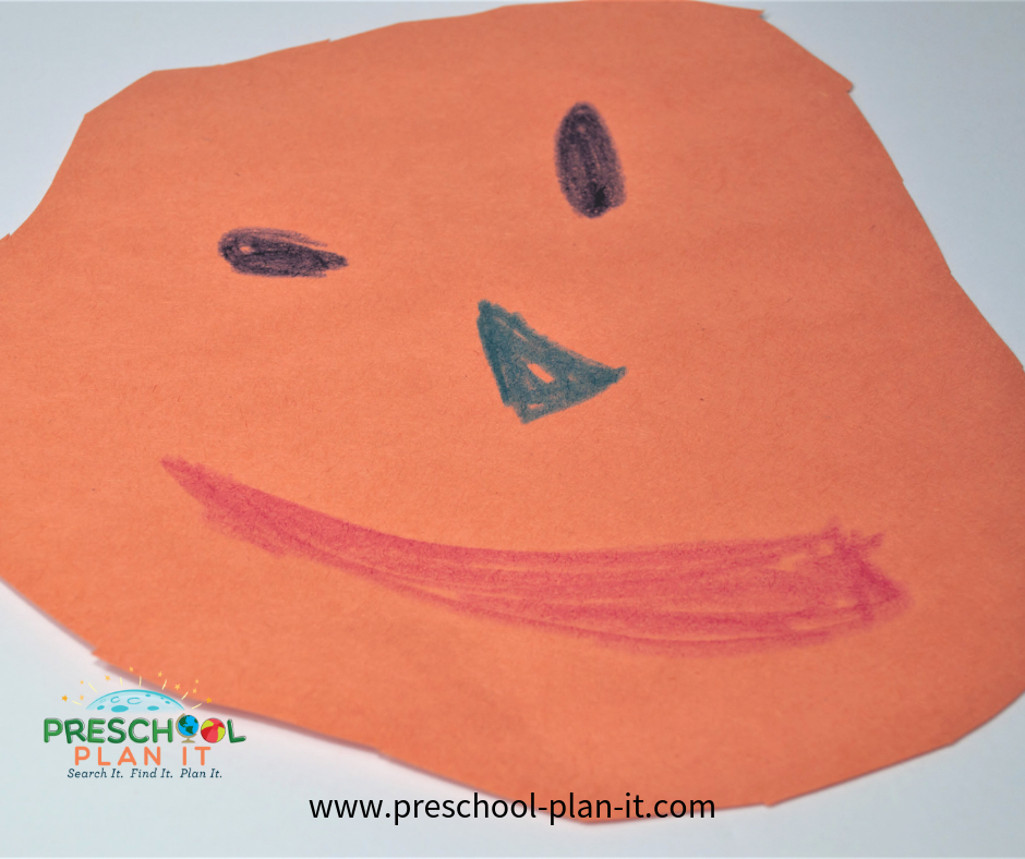 Preschool Pumpkin Activities Pumpkin Masks