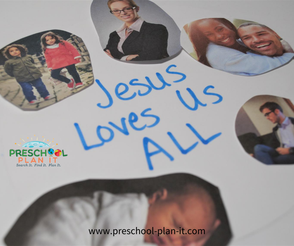 Zacchaeus Preschool Theme Art Activity