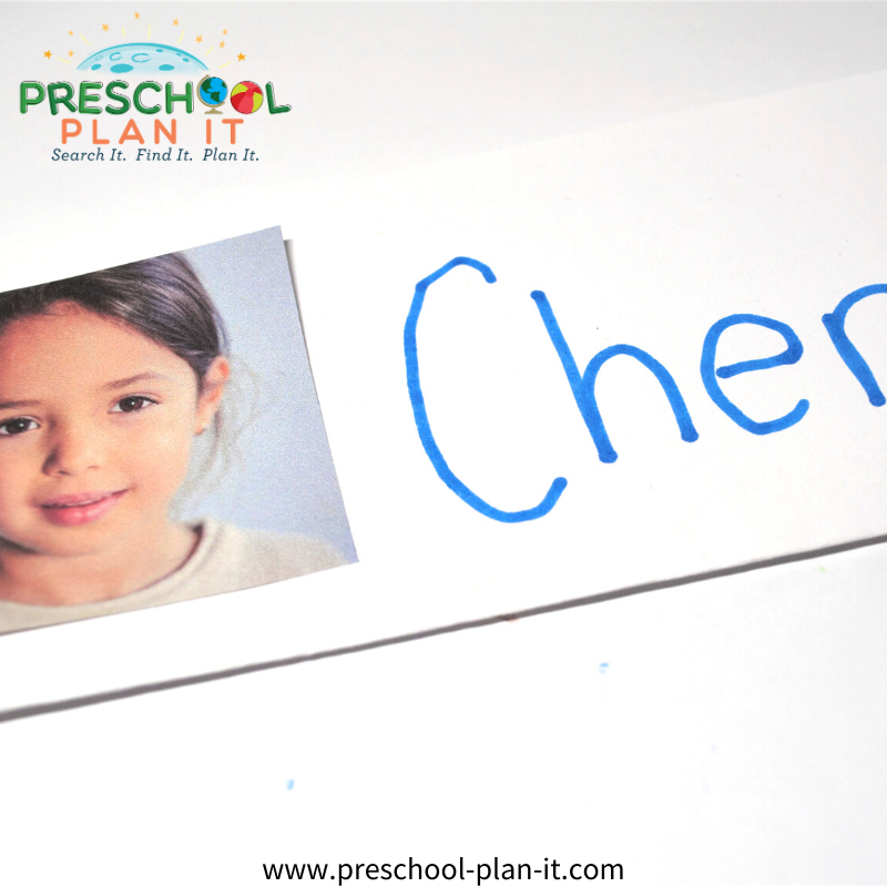 Zacchaeus Preschool Theme Writing Activity