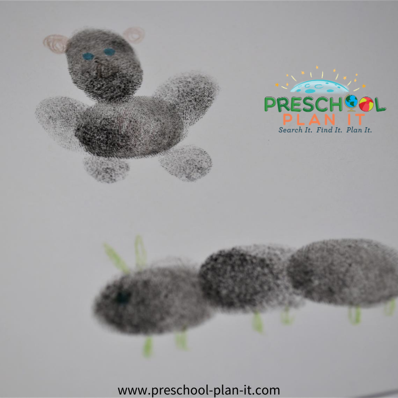 Creation Day 6 Preschool Theme Art Activity