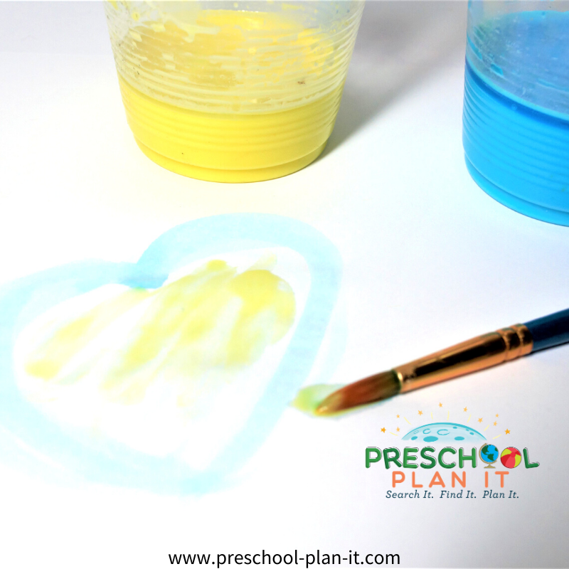 Mad Science Preschool Theme Art Activity