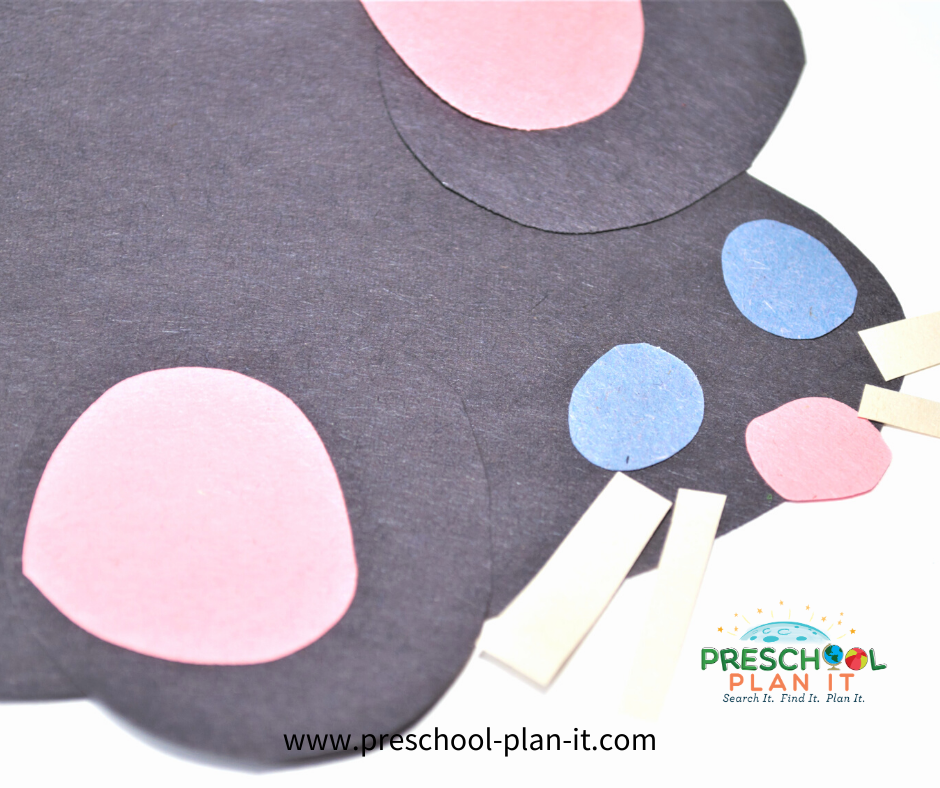 Mice Preschool Theme Art Activity