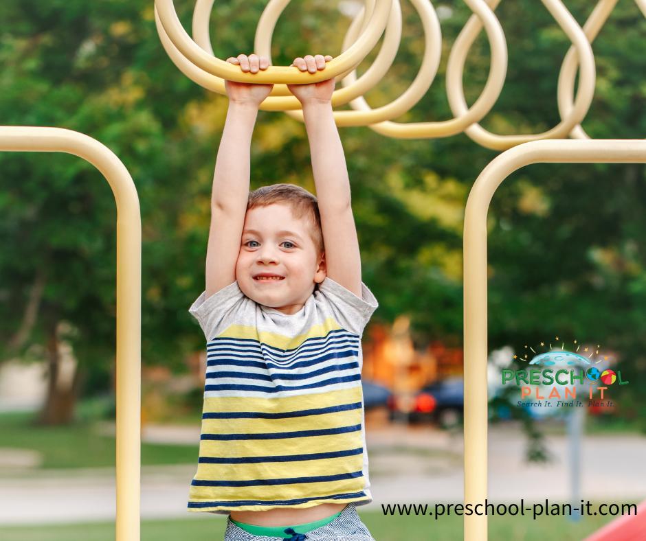 Preschooler Physical Development