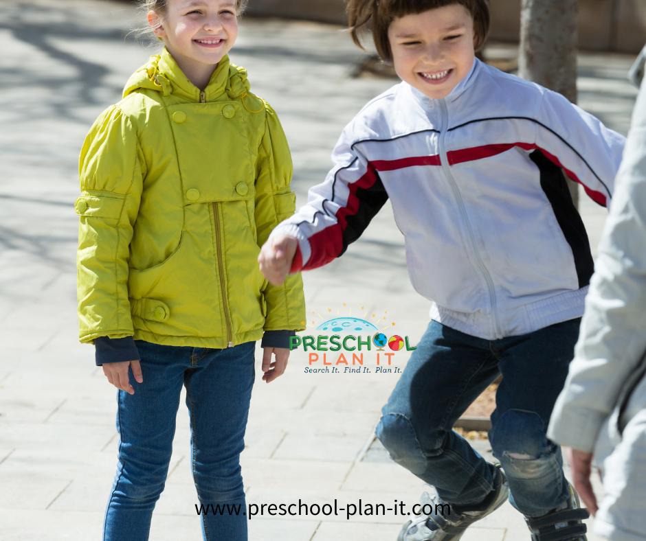 Gross Motor Development in Preschool