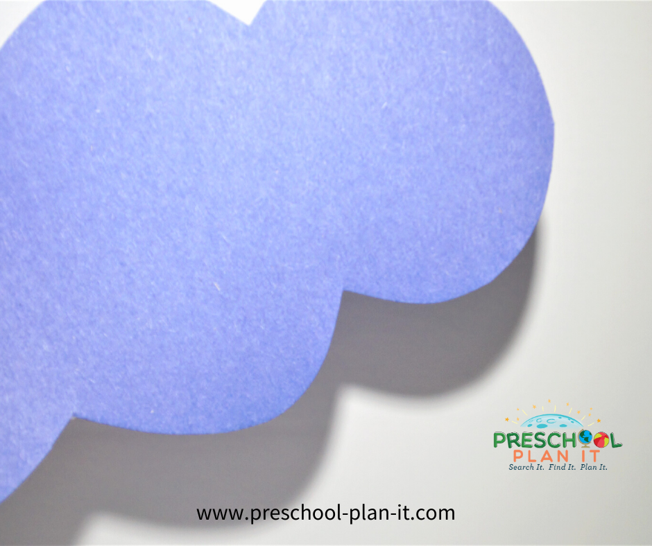 Preschool Ground Hog Day Theme Shadow Activity