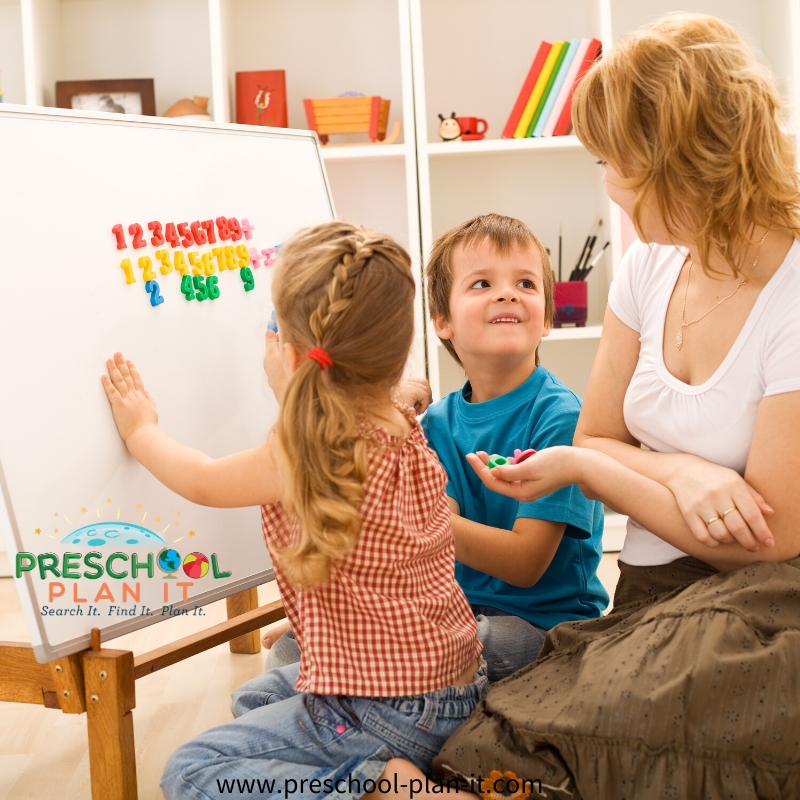 Preschool Math Concepts
