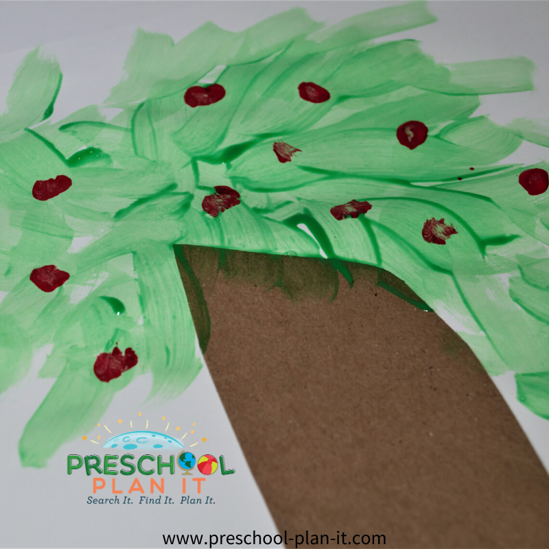 Preschool Presidents Day Theme Art Activity