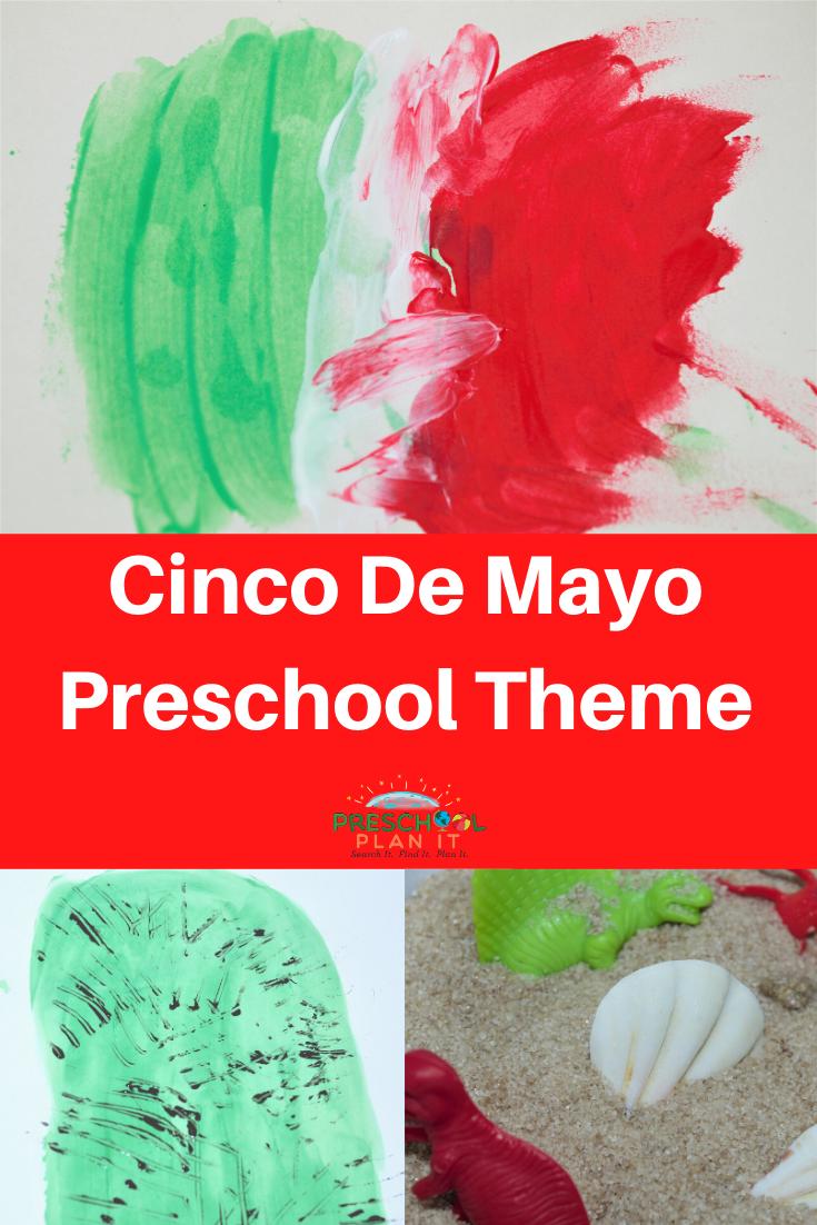 Cinco De Mayo Preschool Theme