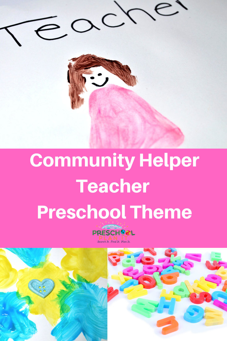 Community Helper Teachers