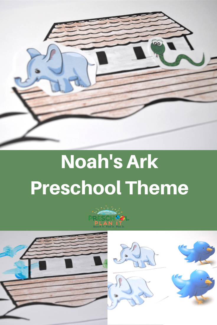 Noah's Ark Preschool Theme
