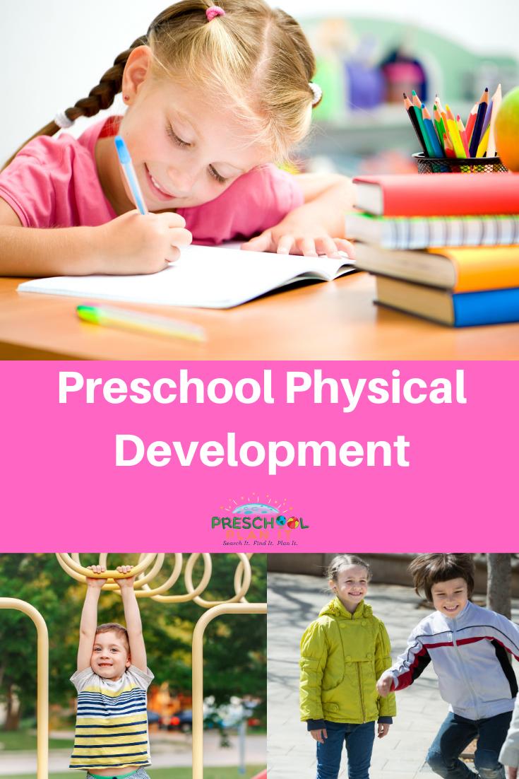 Preschool Physical Development