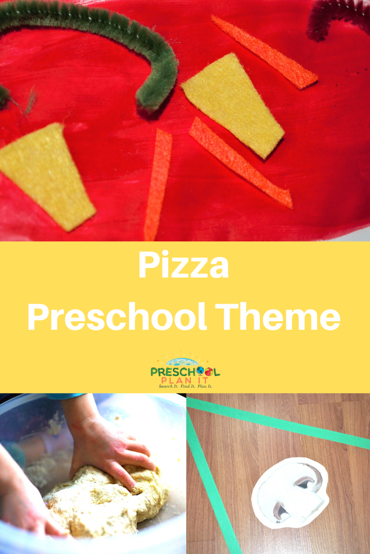 Preschool Pizza Theme