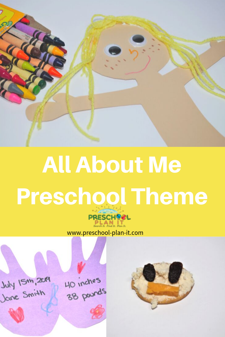 photograph about Free Printable All About Me Poster known as All Concerning Me Preschool Functions Topic