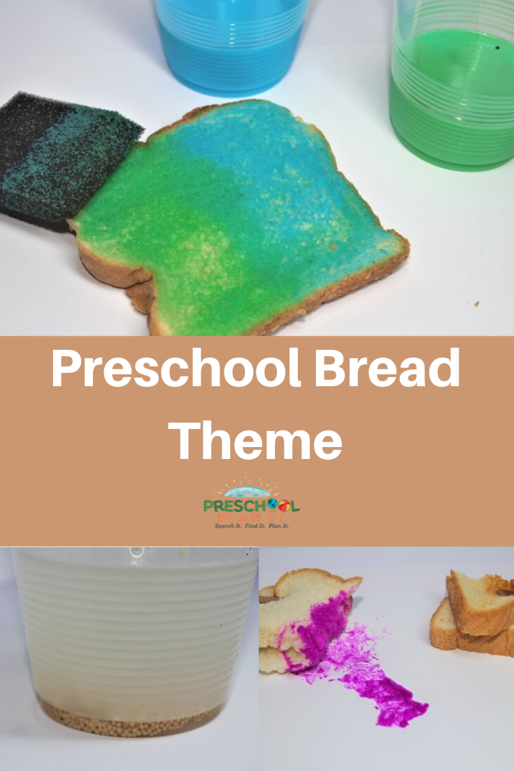 Preschool Bread Theme