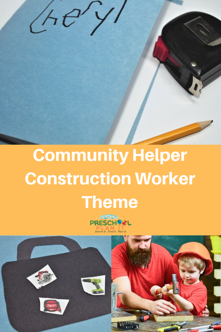 Community Helpers Construction Theme