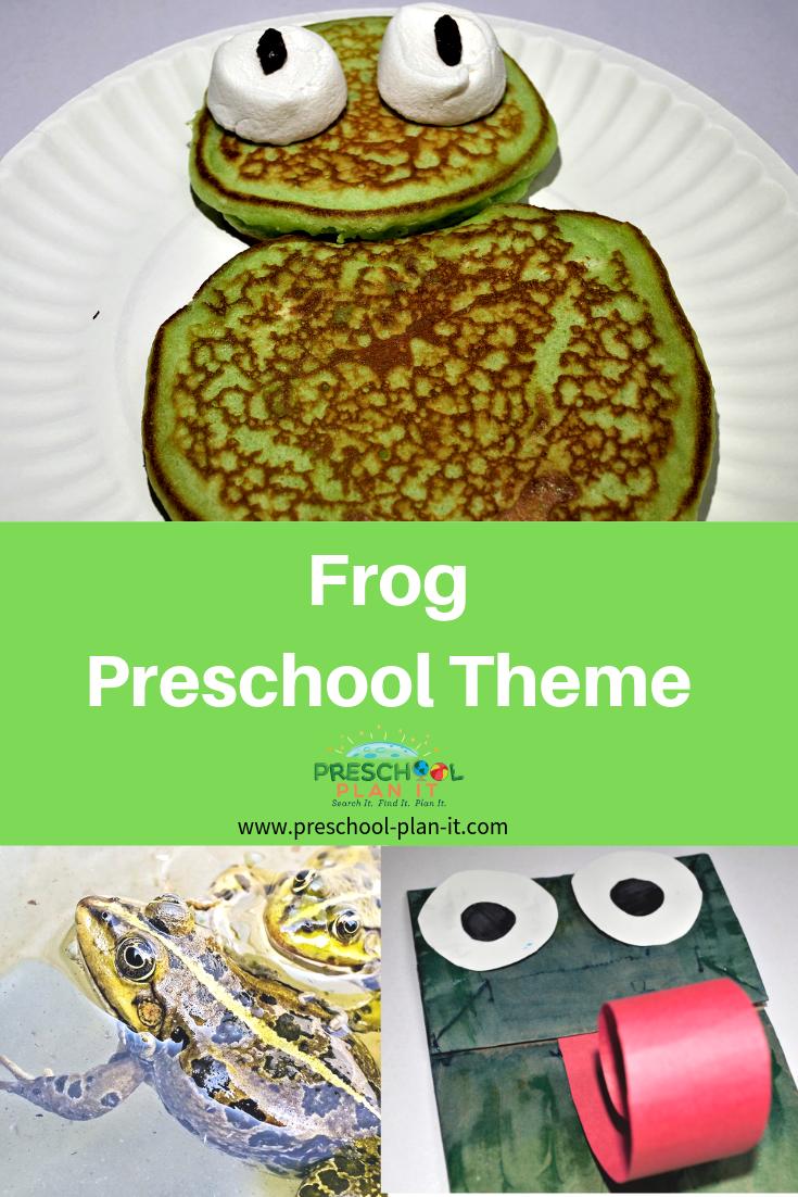 Frog Preschool Theme