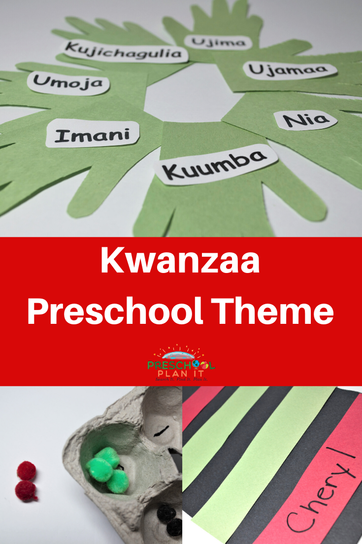 Kwanzaa Preschool Theme