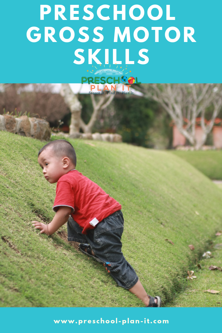 Preschool Gross Motor Skills