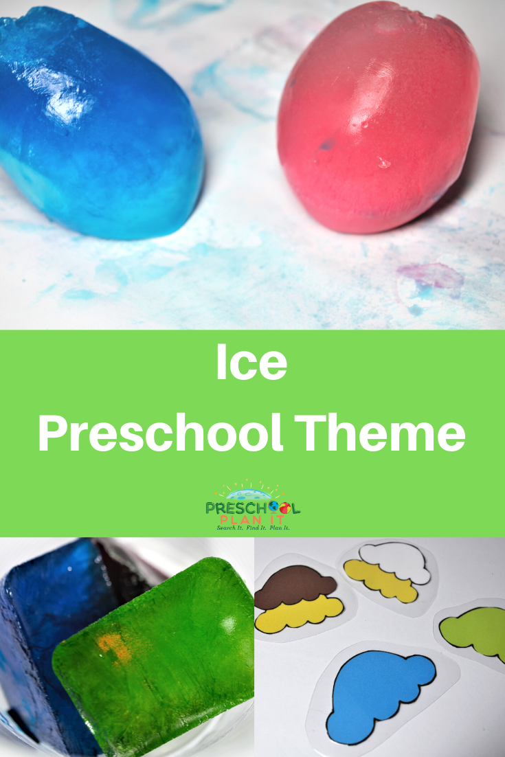 Preschool Ice Theme