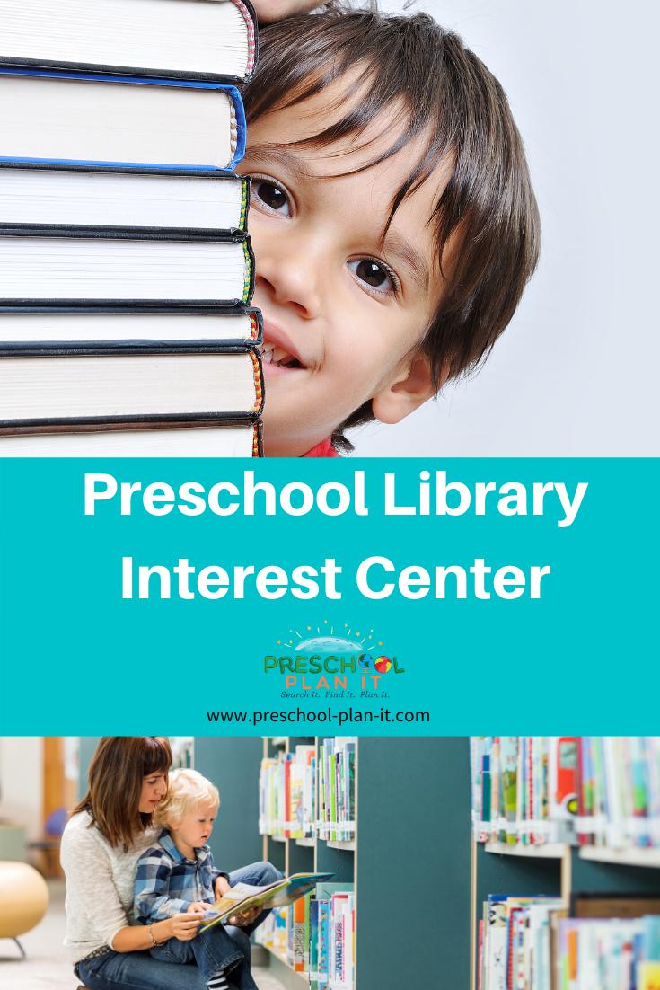 Preschool Library