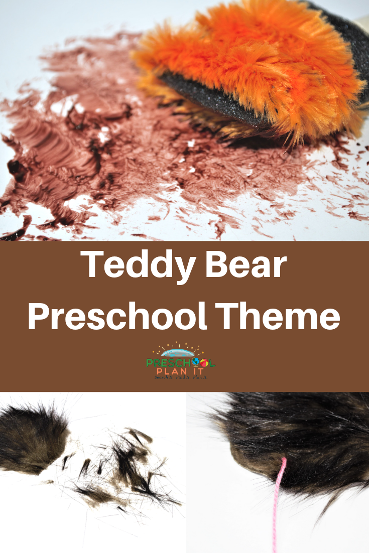 Teddy Bears Preschool Theme