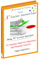 preschool teacher resume and interview tips