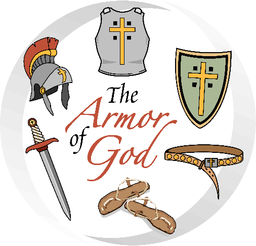 Armor of God Preschool Theme