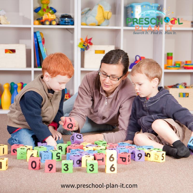 Block Center for Preschool