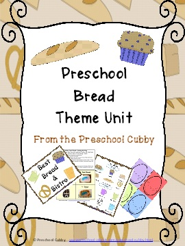 Bread Theme Resource Packet