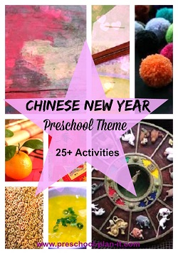 chinese new year lesson plans for preschool preschool new year theme 164