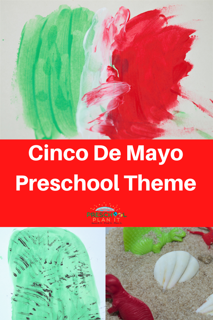 Cinco De Mayo Preschool Theme