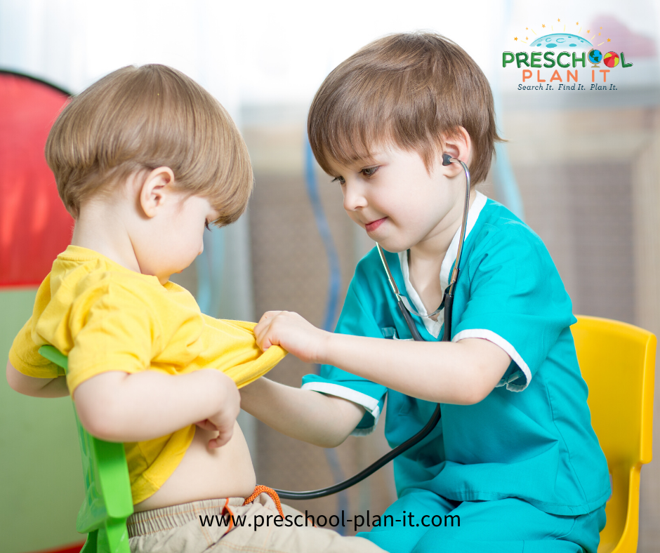 Community Helpers Nurse Preschool Theme Triage Center