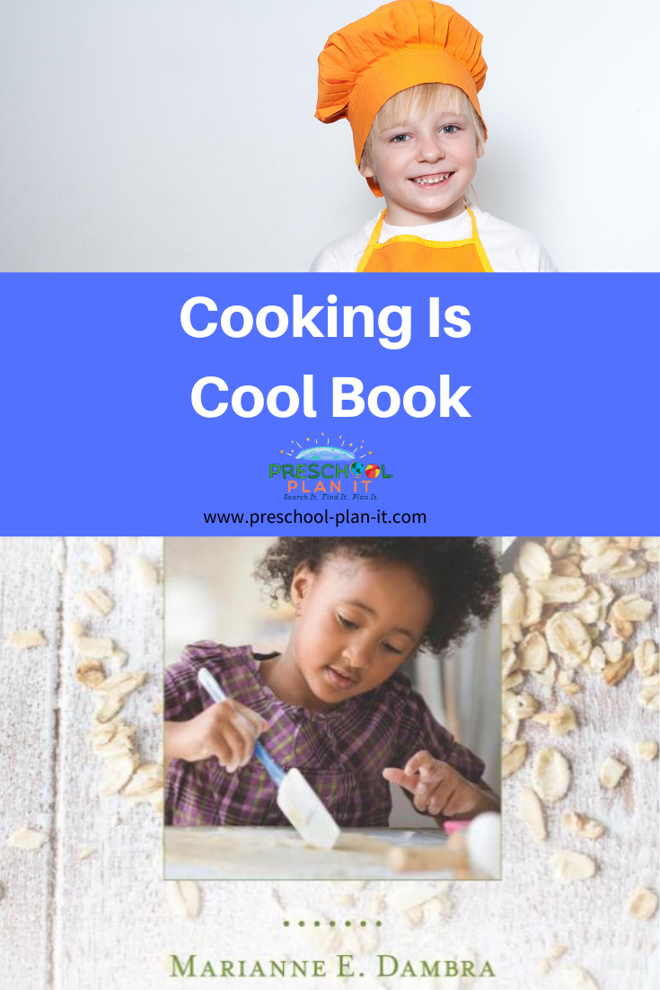 Cooking Is Cool Book