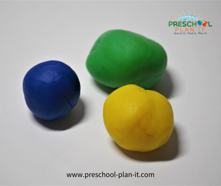 David and Goliath Preschool Theme Gross Motor Activity