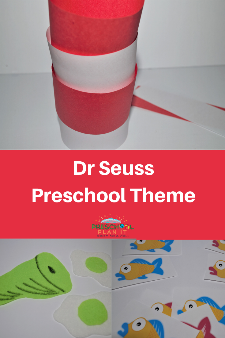 Dr Seuss Preschool Theme